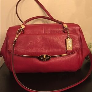 Coach Madison collection Madeline purse